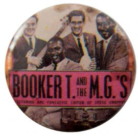 Booker T & the M.G.'s - 'Group' Button Badge